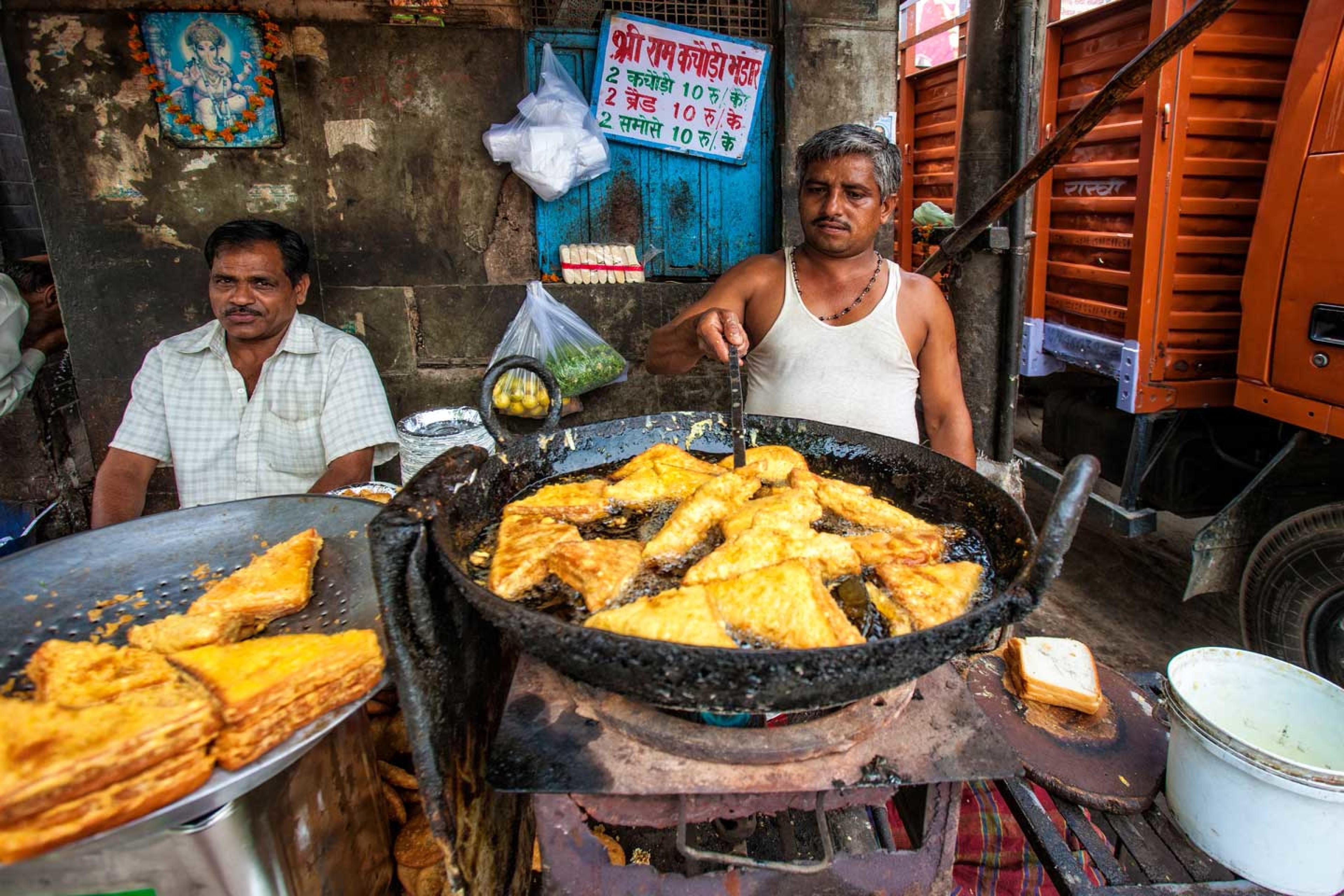 Eating Mumbai