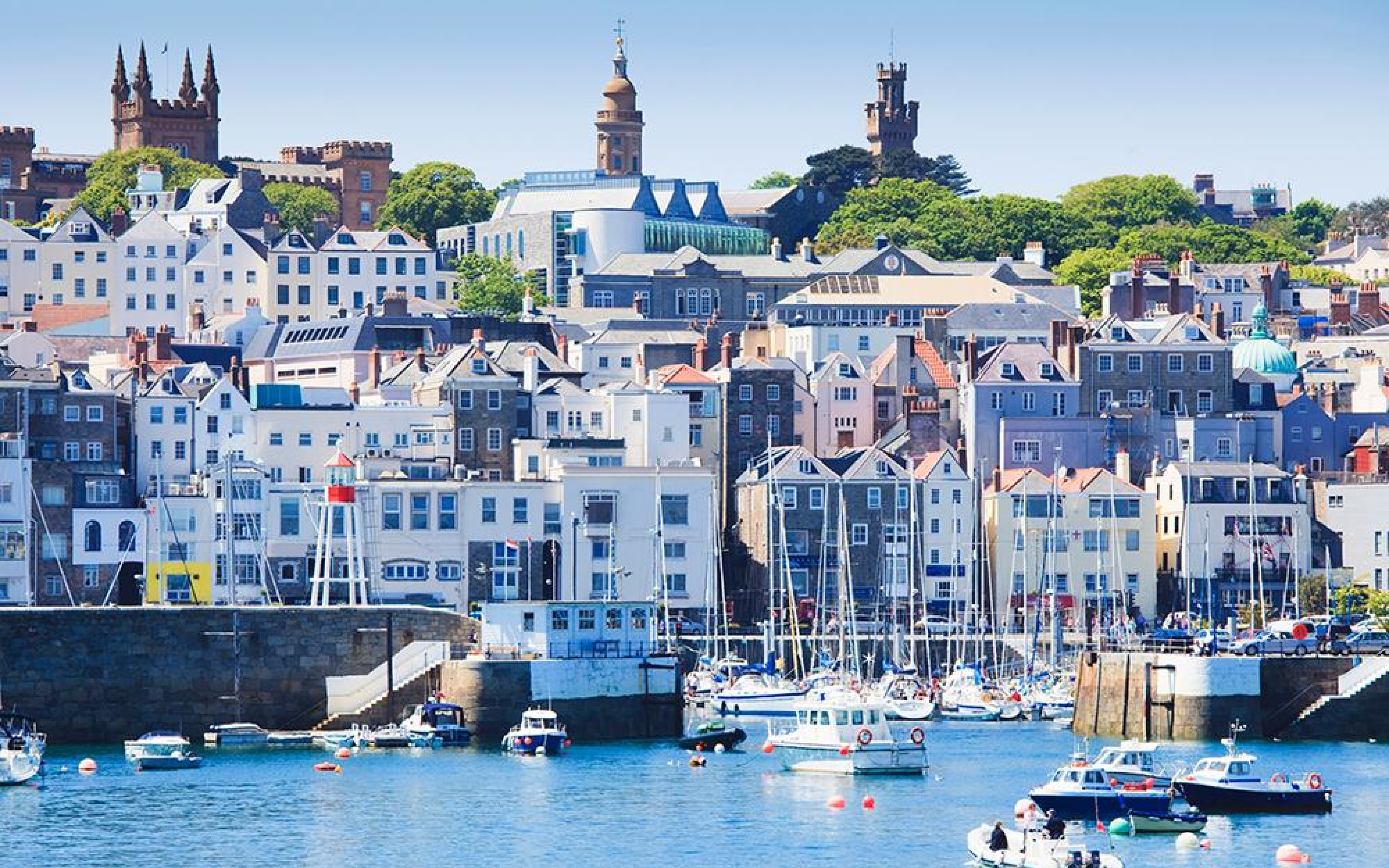 It's Time For… Guernsey