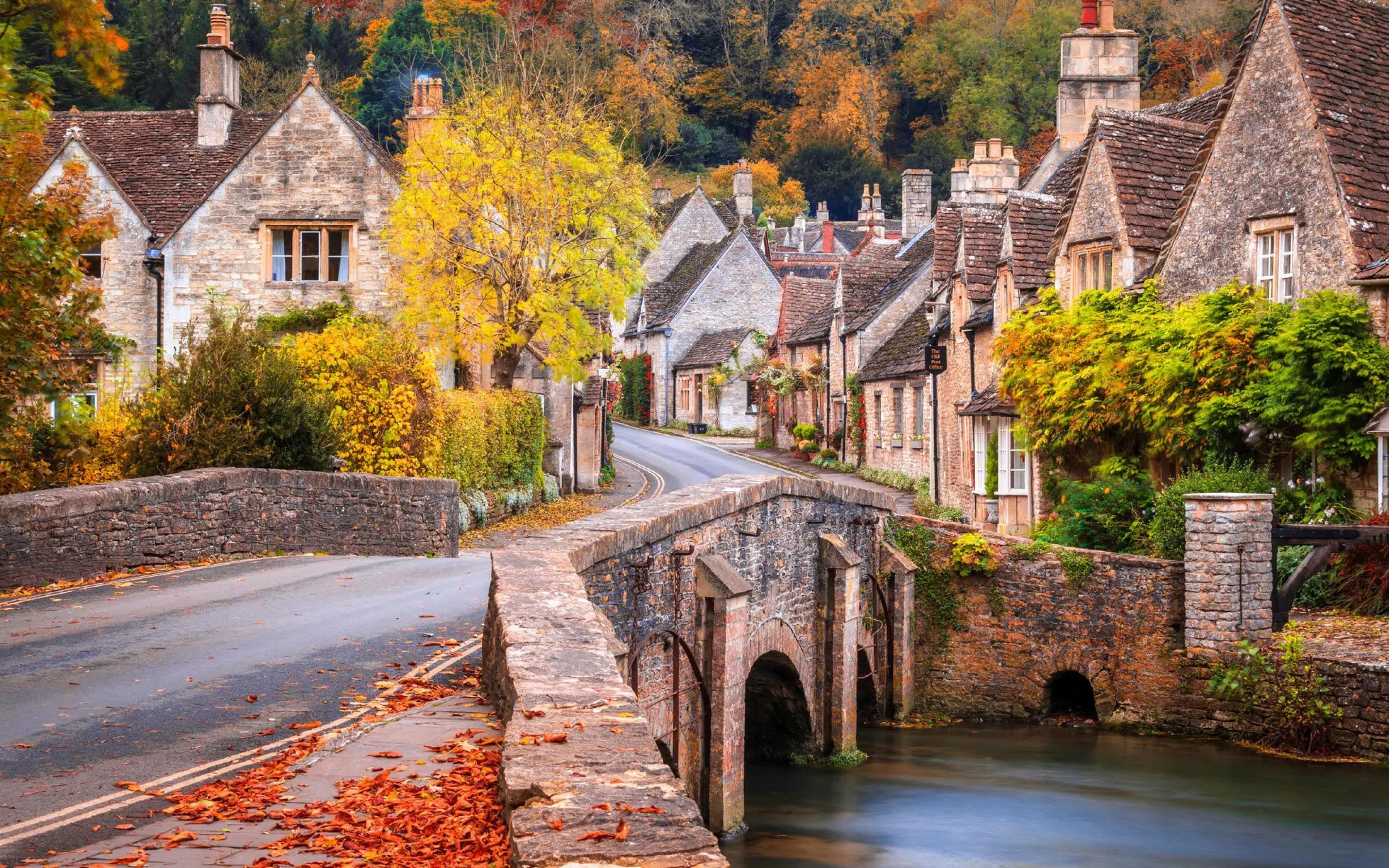 5 Autumn Getaways in the UK