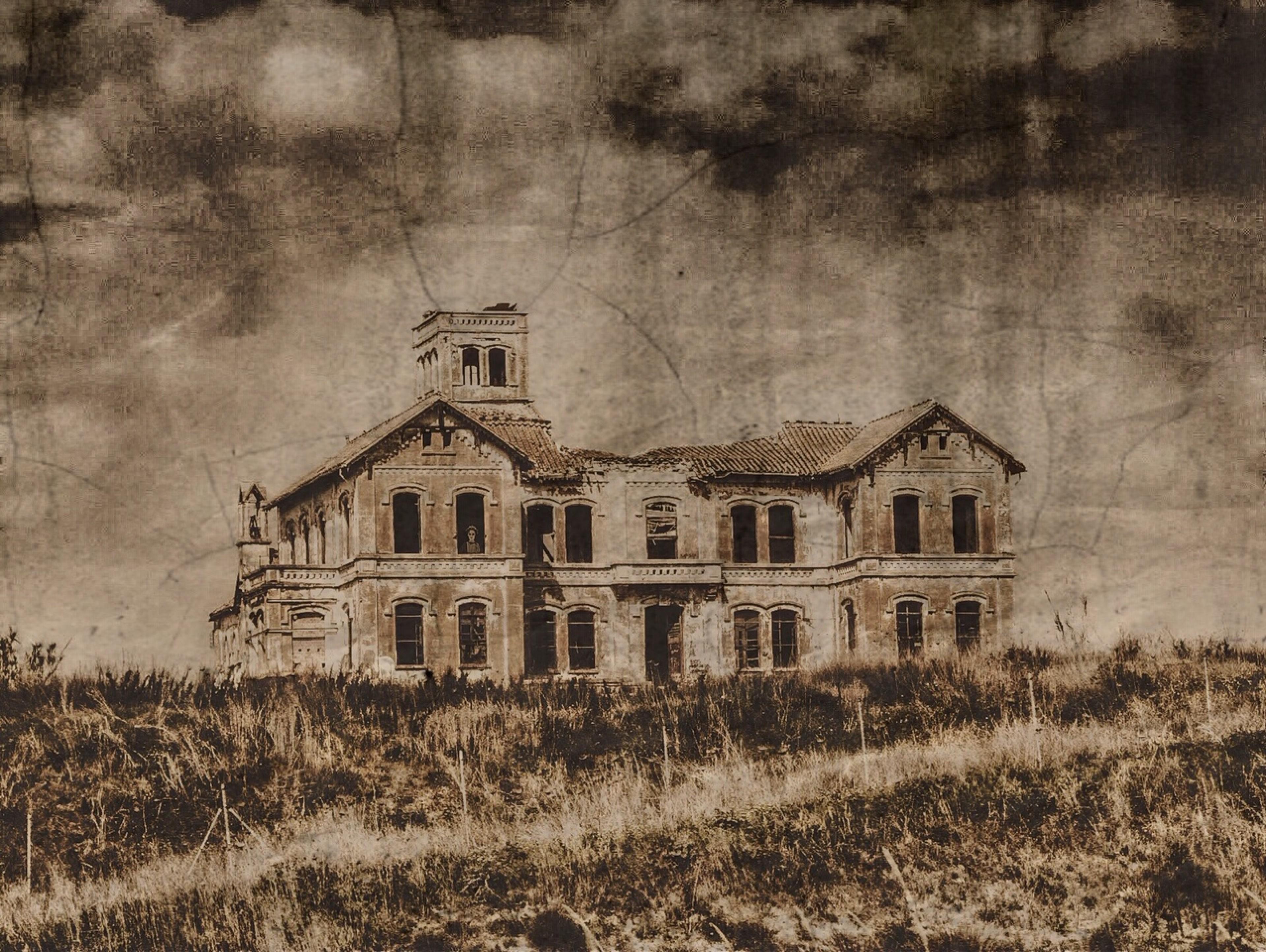 Malaga's Haunted Mansion
