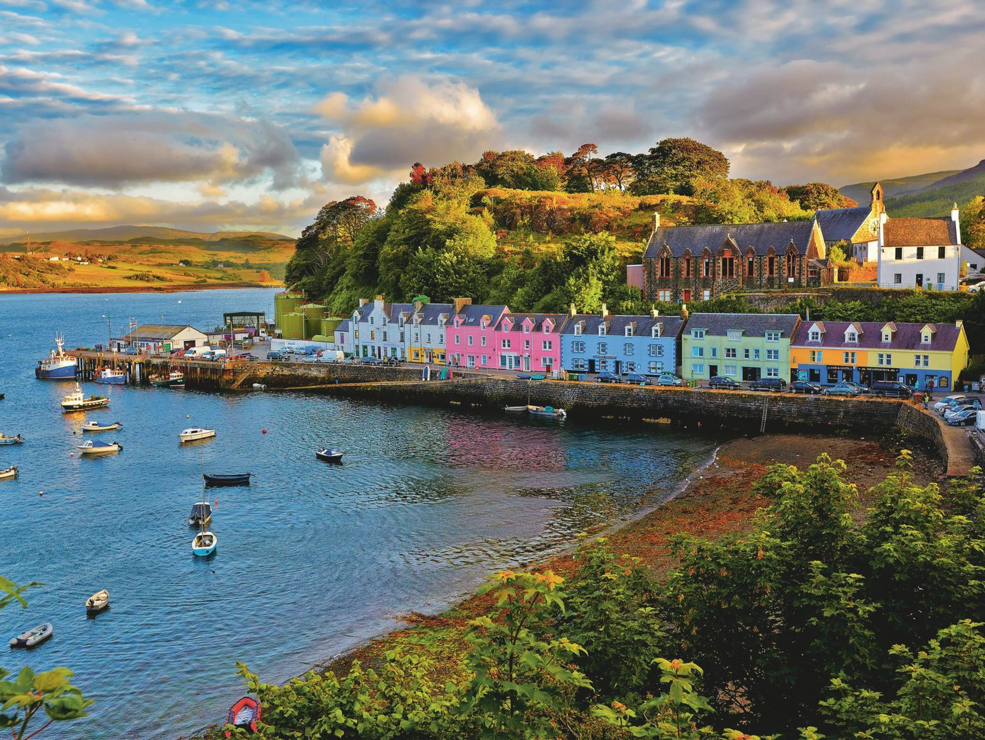 6 UK Staycations for 2021