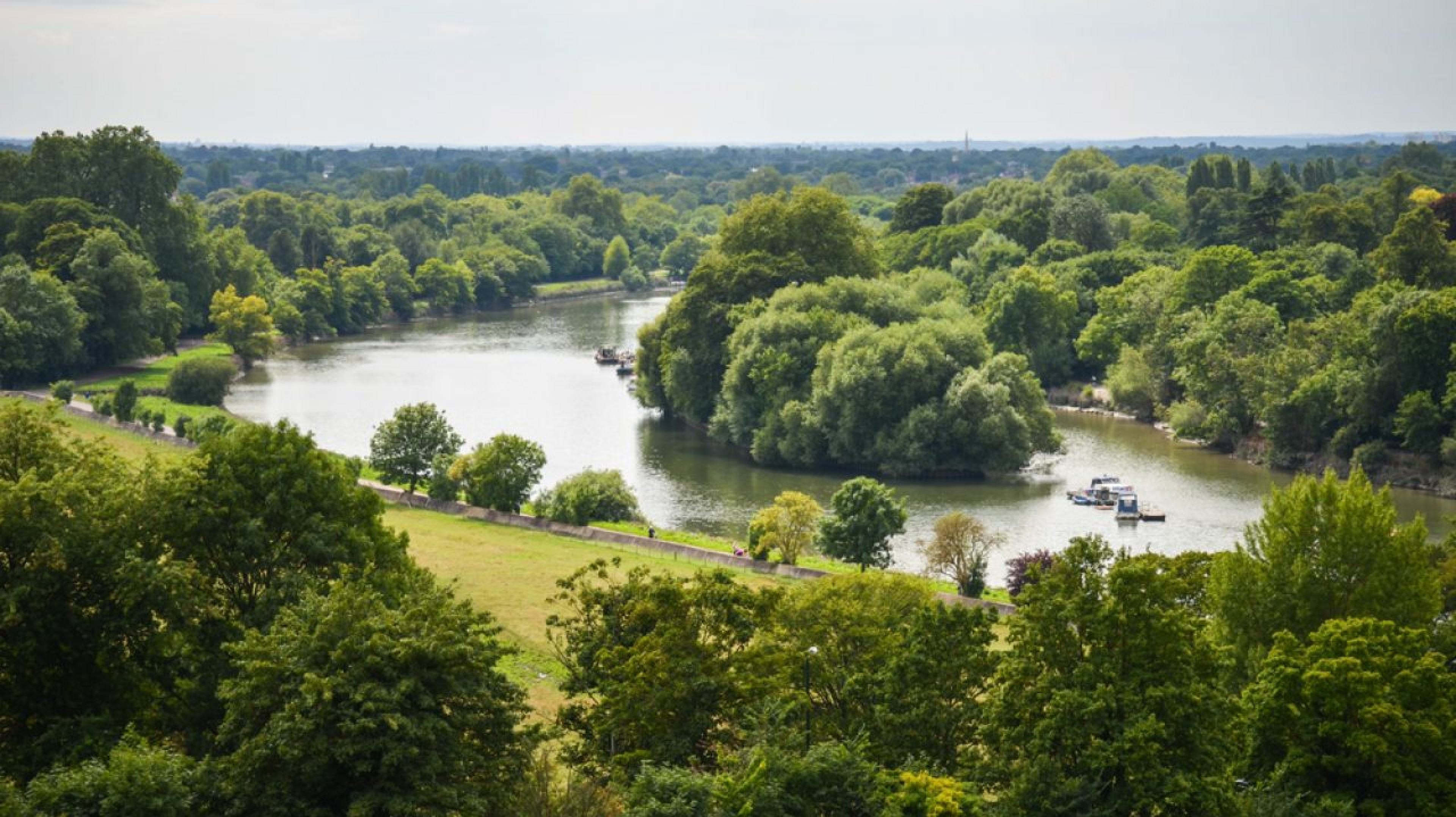 5 Nature Escapes in London