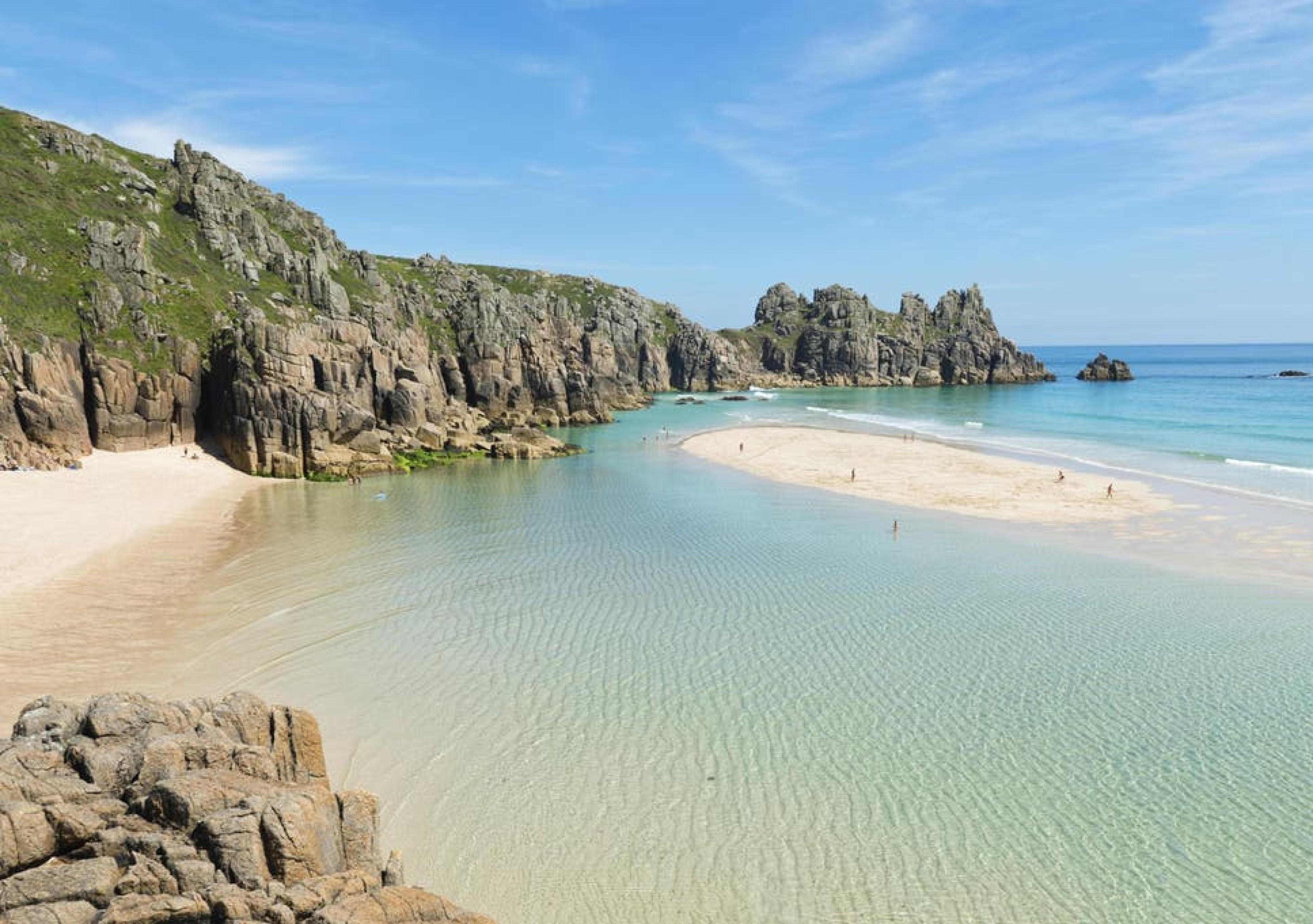 Top 5 UK beaches