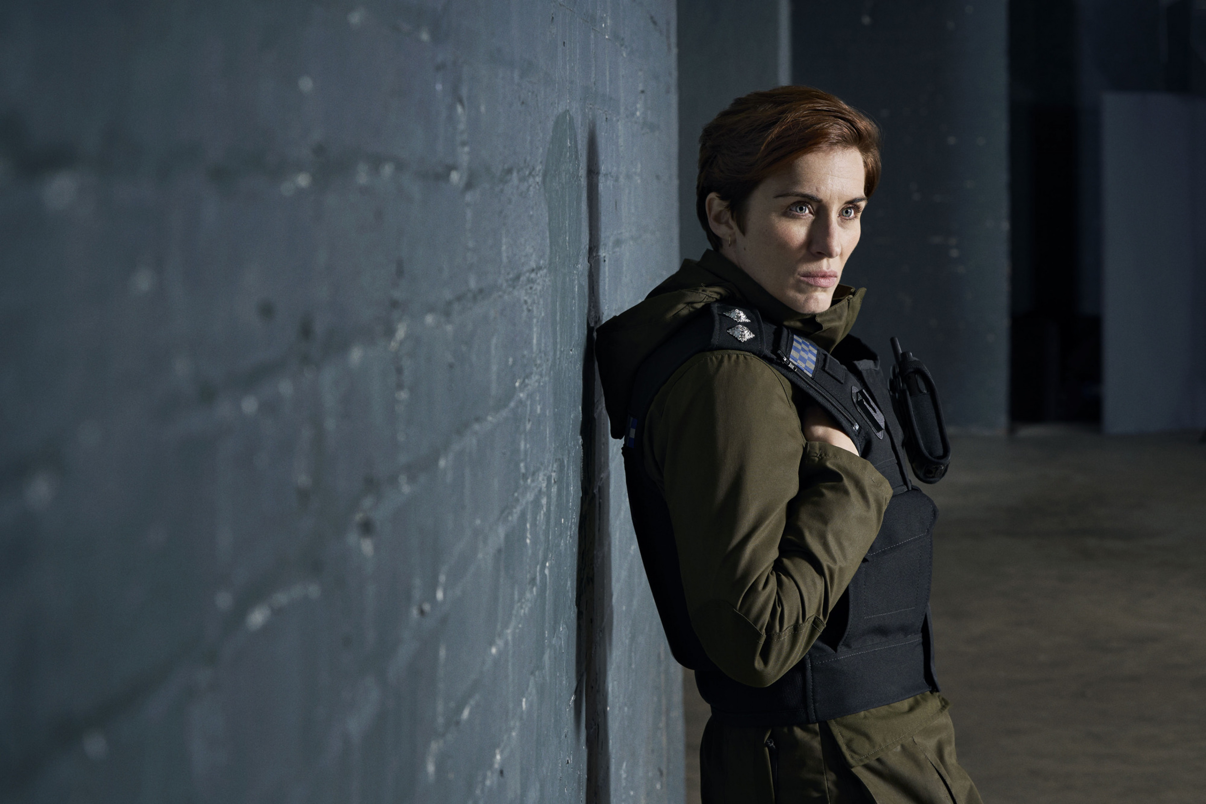 Line of Duty... in real life