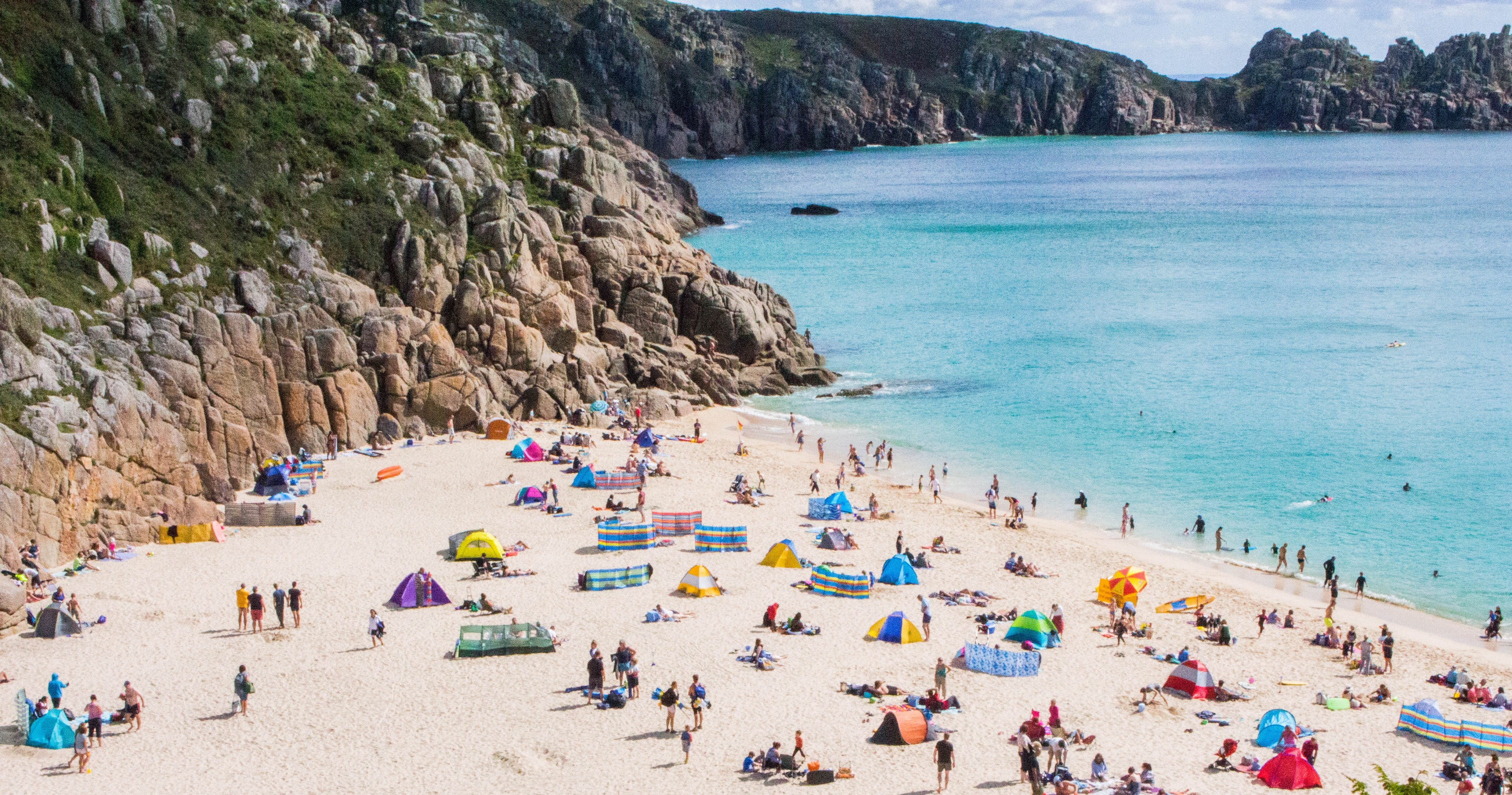 3 Nights Cornwall by Train for £375pp