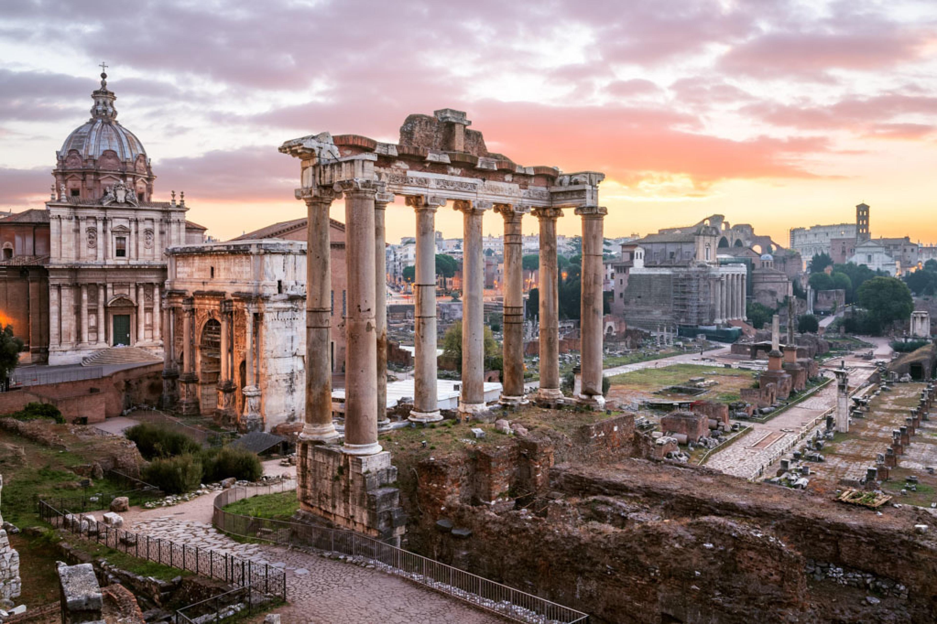 £20 in... Rome