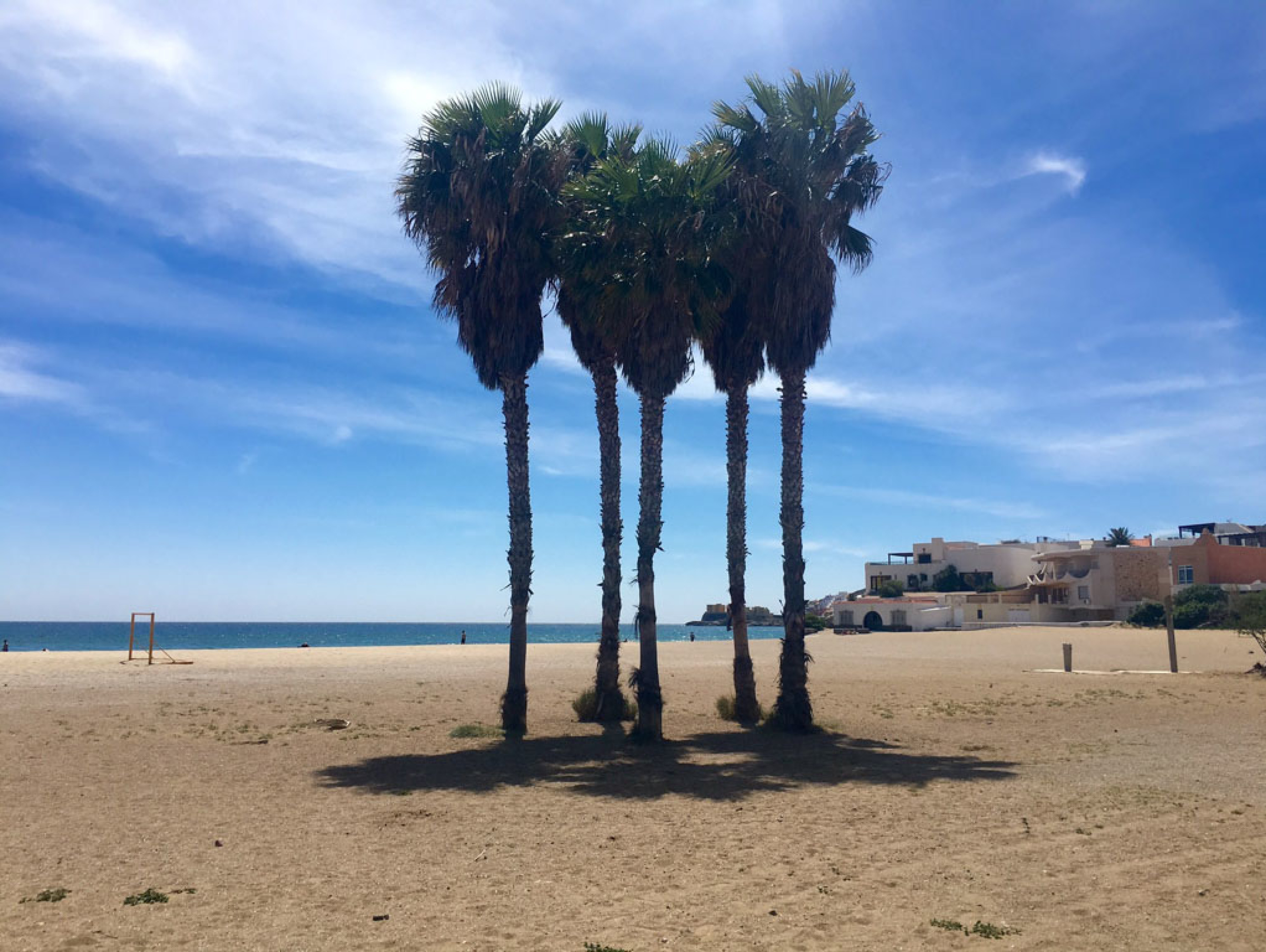 The beaches of Cabo de Gata