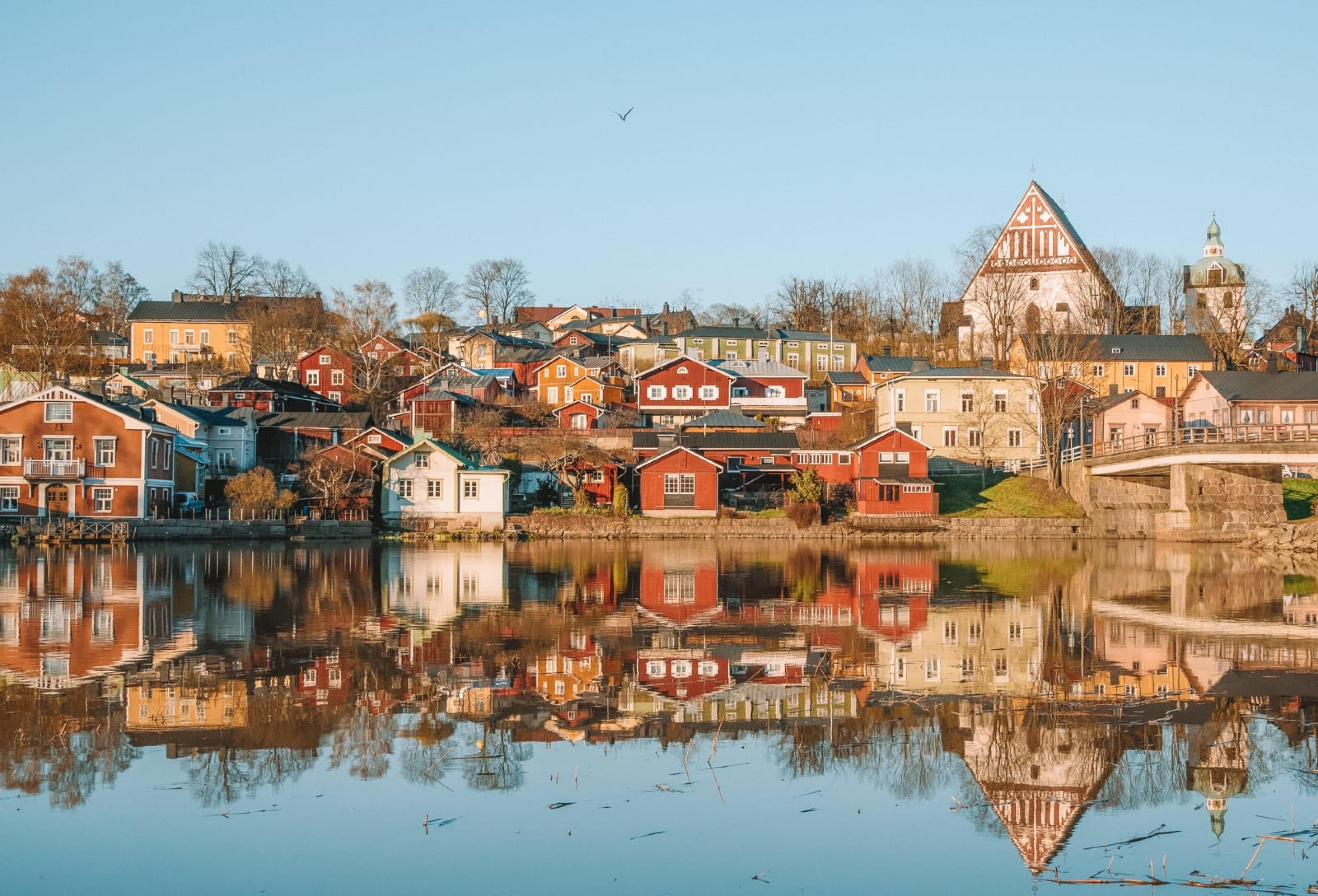 3 Eco Adventures in... Finland