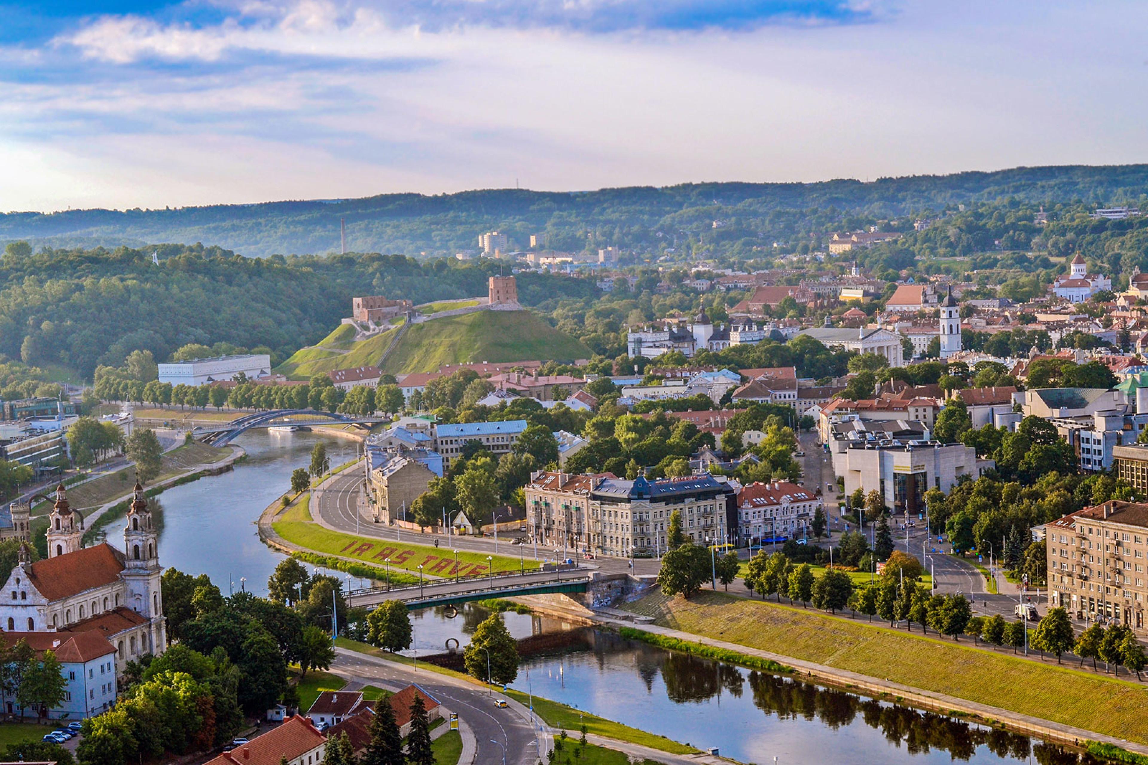 It's Time for Vilnius
