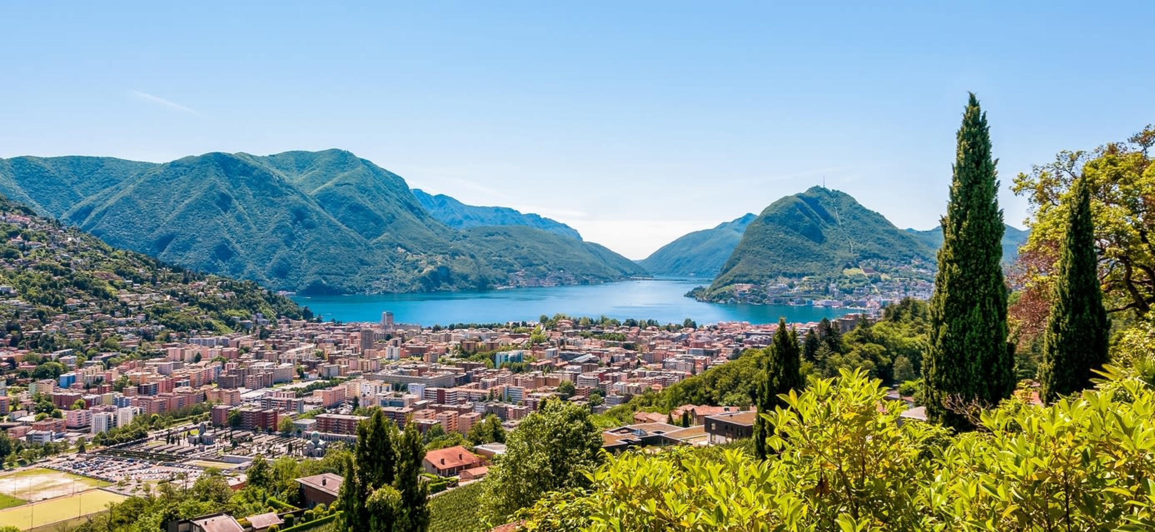 Hi I'm... Lugano