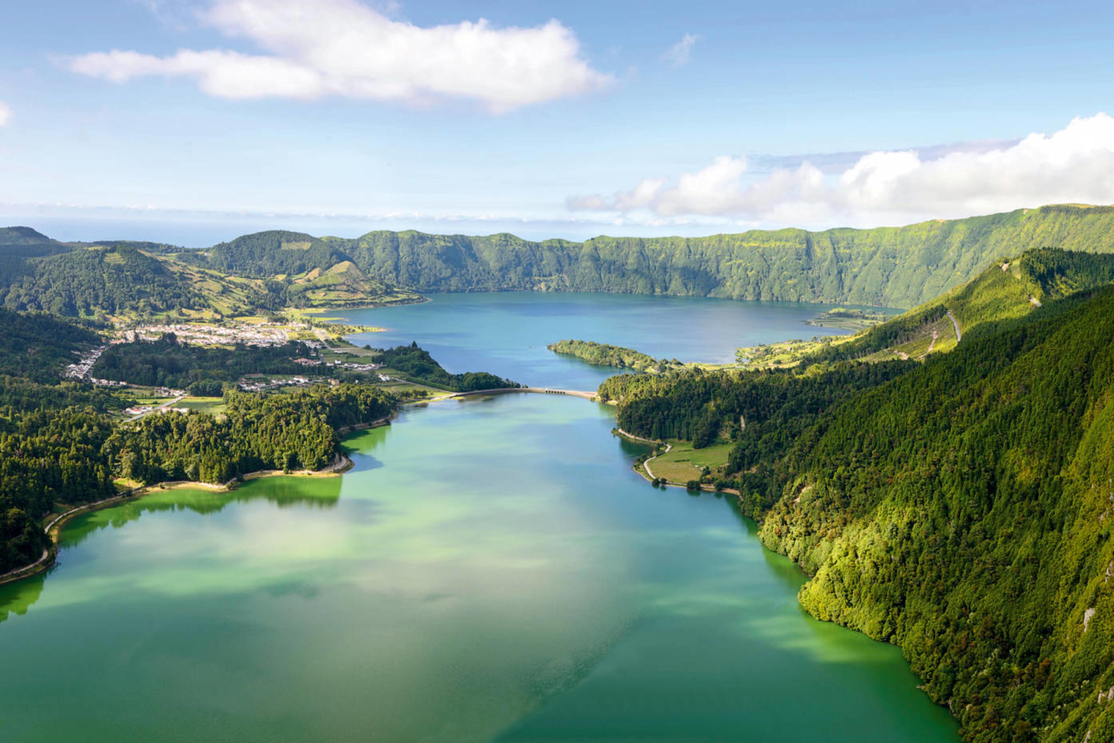 Hi… I'm The Azores