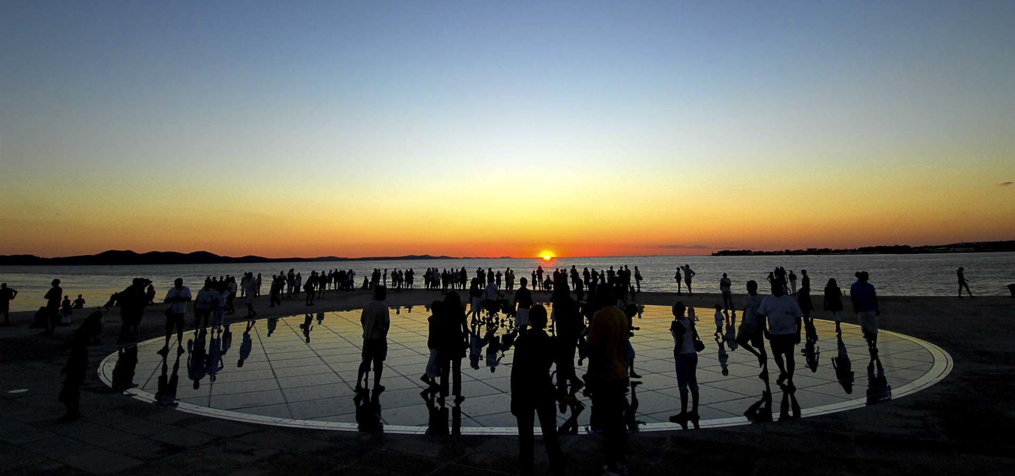 Zadar's Arty Seafront