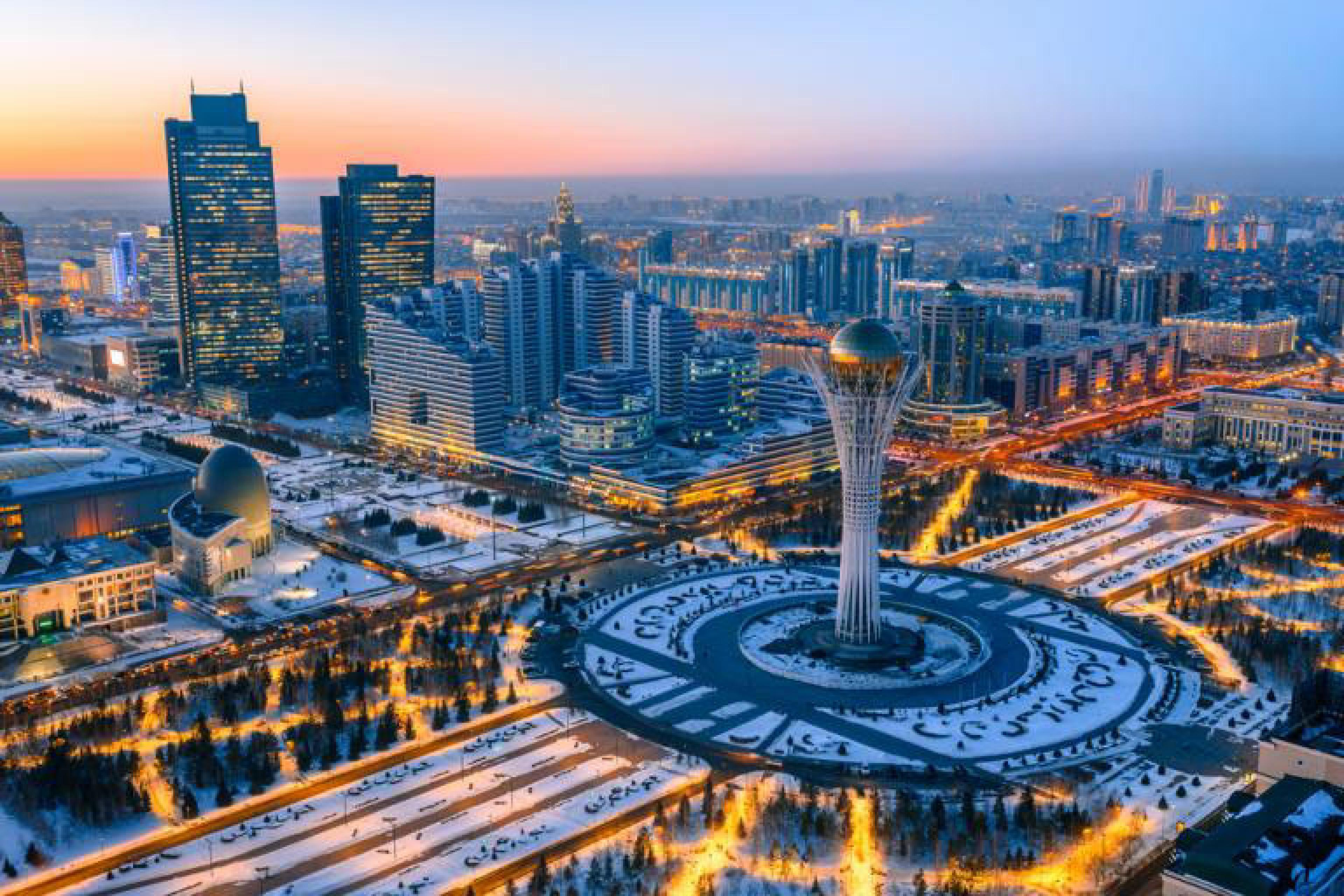 A New Side To... Kazakhstan