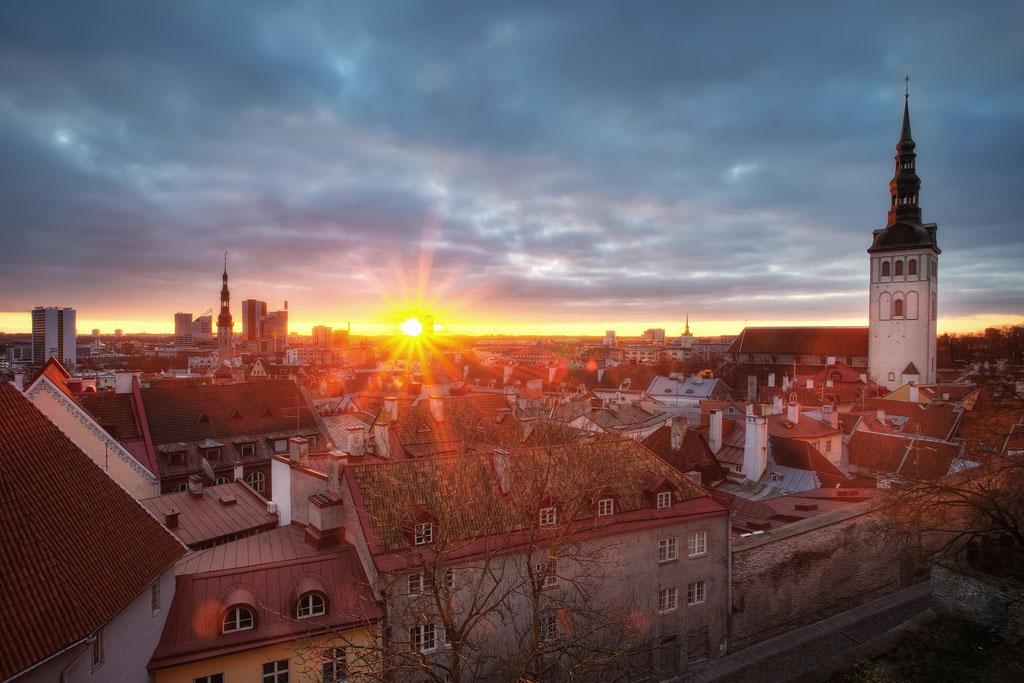 £20 in... Tallinn