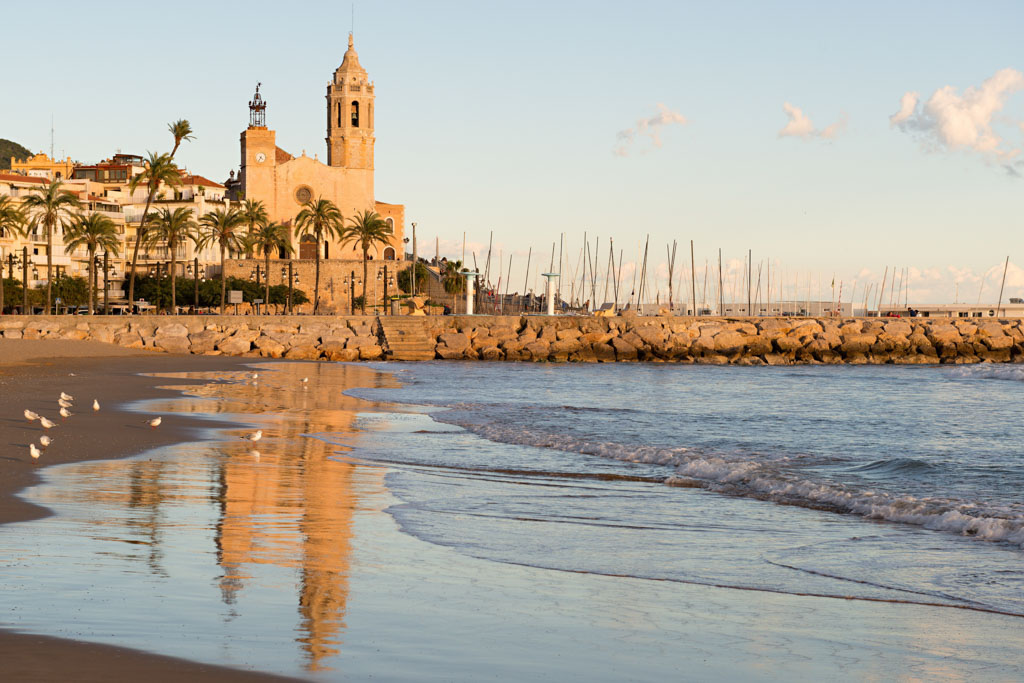 Sitges takes on Barcelona
