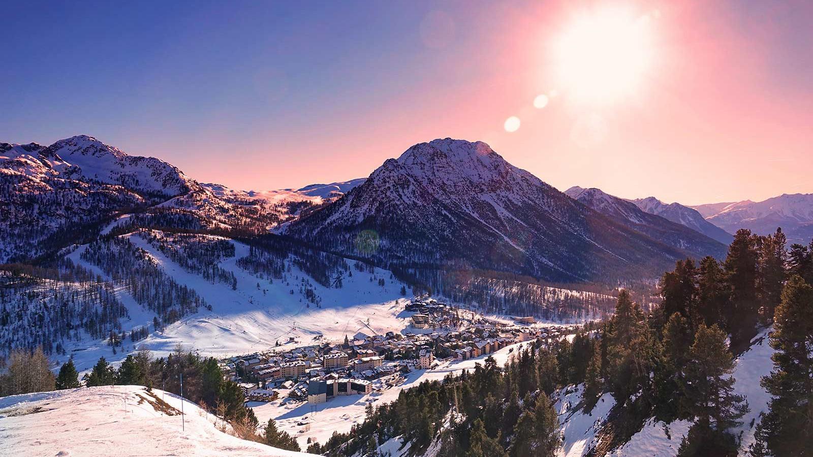 7 Nights Skiing in Montgenèvre £602pp