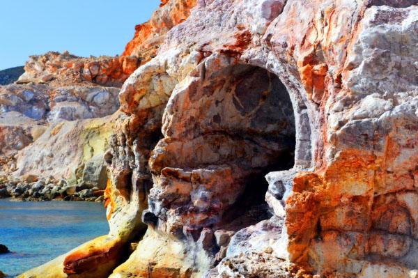 Hidden Kastanas Beach