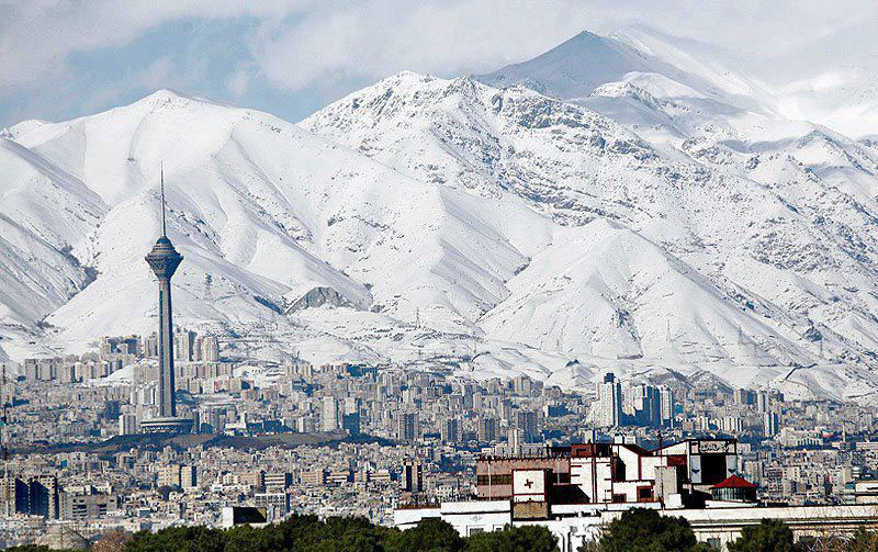 It's Time For.. Tehran